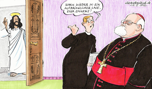 Wir sind kirche eichst tt for Dieter hanitzsch