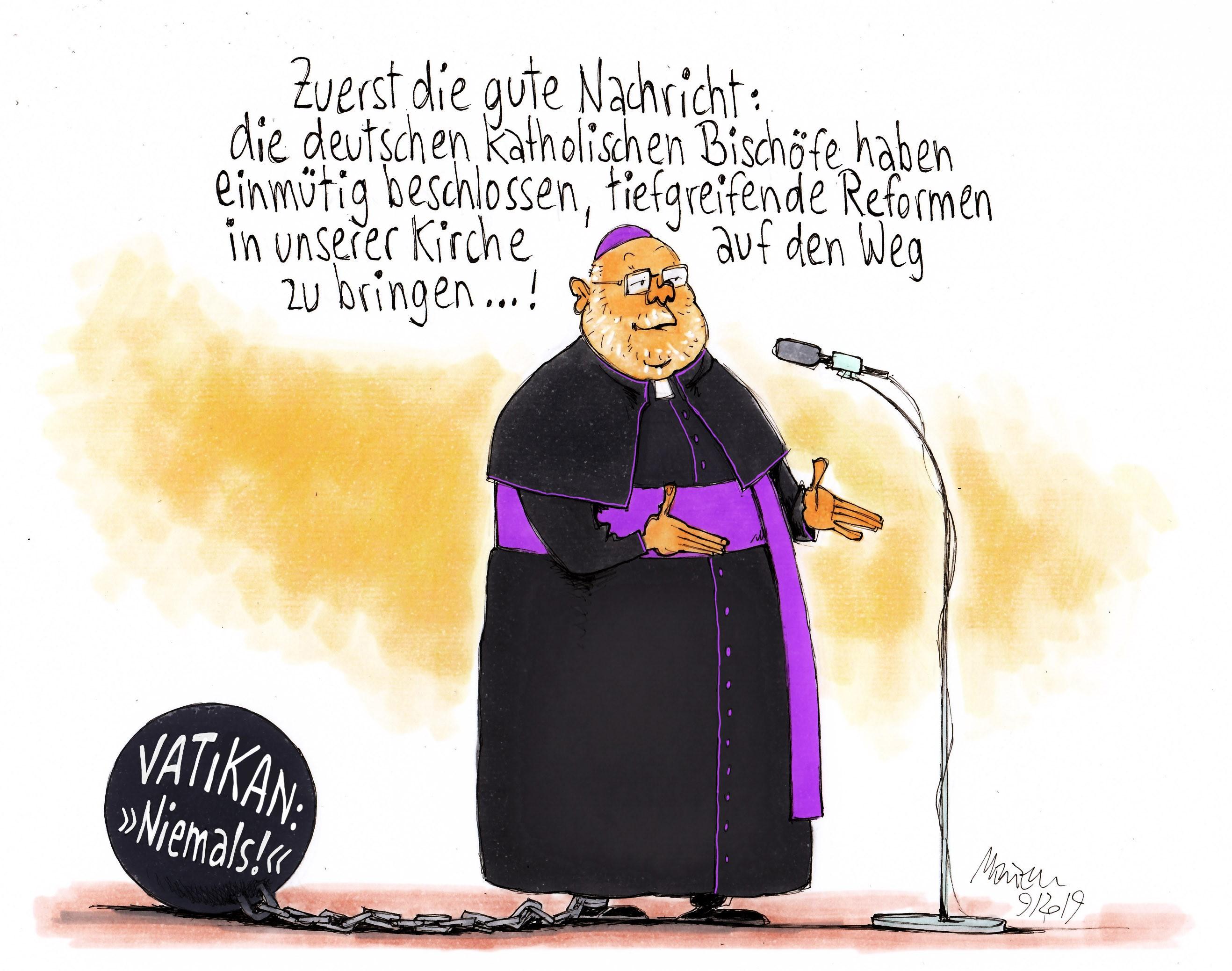 Wir sind Kirche Deutschland